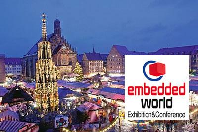 Embedded World Nürnberg 2022 Bilgi Teknolojileri, Telekomünikasyon Fuarı