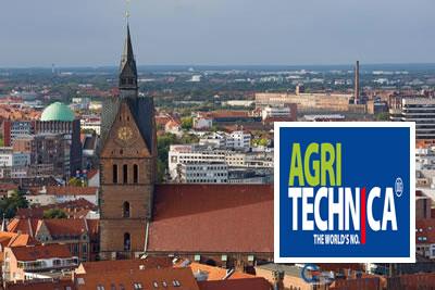 AgriTechnica Hannover 2022 Tarım, Tarım Makina ve Ekipman Fuarı