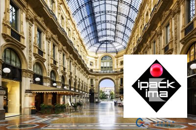 Ipack-Ima Milano 2022 Gıda İşleme ve Paketleme Makinaları Fuarı