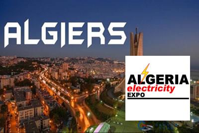 Aew Algiers 2019 Elektrik ve Elektrik Teknolojisi Fuarı