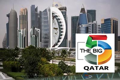 The Big 5 Doha 2020 İnşaat Teknolojisi ve Ekipmanları Fuarı