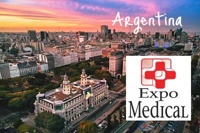 Expo Medical Buenos Aires 2021 Medikal Ürünler ve Sağlık Ekipmanları Fuarı