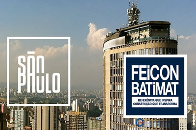 Feicon Batimat Sao Paulo 2021 İnşaat ve İnşaat Makinaları Fuarı