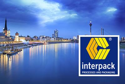 Interpack Düsseldorf 2023 Ambalaj, Paketleme Ekipmanları Fuarı