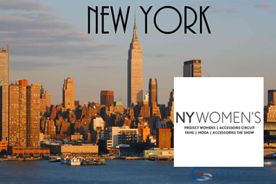 NY Women's September 2019 Moda,Moda AksesuarlarıFuarı
