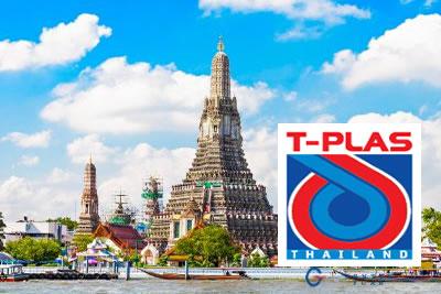 T-Plas Bangkok2021 Uluslararası Plastik ve Kauçuk Fuarı
