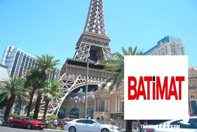 Batimat Paris 2021 İnşaat, İnşaat Teknolojisi ve Ekipmanları Fuarı