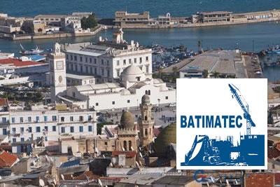 Batimatec Cezayir 2021 Uluslararası Yapı ve İnşaat Malzemeleri Fuarı