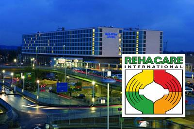 Rehacare Düsseldorf  2021 Düsseldorf Yaşlı ve Hasta Bakım Ekipmanları Fuarı