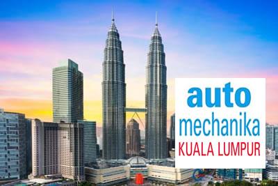 Automechanika Kuala Lumpur 2022 Otomobil ve Otomobil Yedek Parça Fuarı