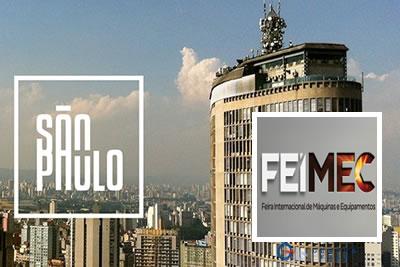 Feimec Brezilya 2022 Metal ve Metal İşleme Fuarı