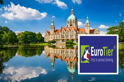 Eurotier Hannover 2022 Hayvancılık ve Yemcilik Fuarı