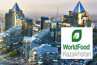 Worldfood Almaty 2021 Gıda, Yiyecek ve İçecek Fuarı