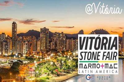 Vitoria Stone Fair Marmomacc Brezilya 2022 Mermer ve Doğal Taş Fuarı