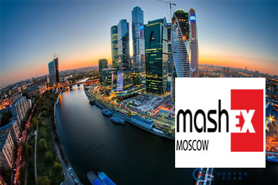 Mashex Moskova 2020 Metal ve Kompozit İşleme Fuarı