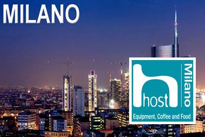 Host Hospitality Milano 2021 Otel Dizaynı ve Mutfak Ekipmanları Fuarı