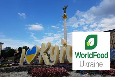 WorldFood Ukraine 2021 Kiev Gıda, Yiyecek ve İçecek Fuarı