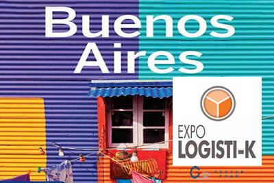 Expologisti-K Arjantin 2021 Lojistik, Taşıma ve Depolama Teknolojisi Fuarı
