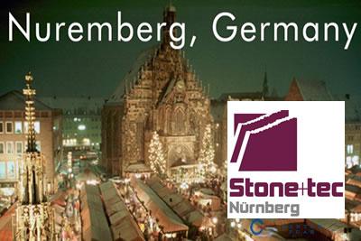 Stone+tec Nürnberg 2021 Mermer, Doğal Taş ve Taş İşleme Makinaları Fuarı