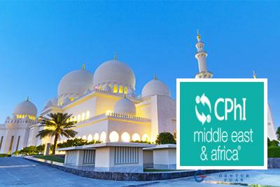 Cphi Middle East & Africa  2021 Medikal, Sağlık, İlaç Sanayii Fuarı