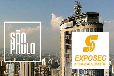 Exposec Brezilya 2022 Savunma  ve Güvenlik Teknolojisi Fuarı