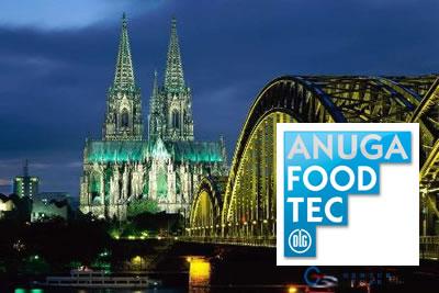 Anuga FoodTec Köln 2022 Gıda ve Gıda Teknolojileri Fuarı