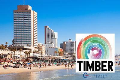 Timber Tel Aviv 2021 İsrail Mobilya ve Tasarım Fuarı