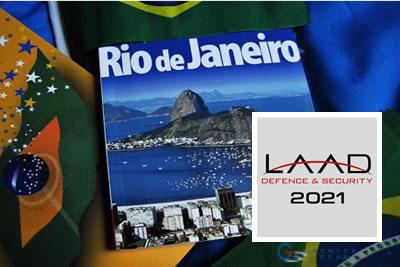 Laad Expo Brasil 2023 Brezilya Savunma ve GüvenlikTeknolojisi Fuarı