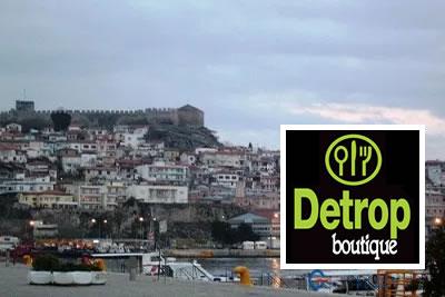 Detrop Boutique Selanik 2022 Gıda ve Gıda Teknolojileri Fuarı