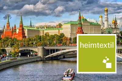 Heimtextil Moskova 2021 Ev Tekstili ve Kumaş Fuarı