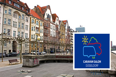 Caravan Salon Düsseldorf 2021 Karavan ve Kamp Malzemeleri Fuarı