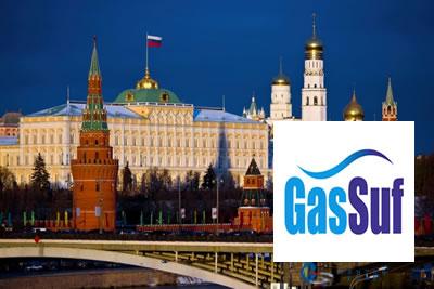 Gassuf Moskova 2021  Uluslararası Enerji ve Doğalgaz Fuarı