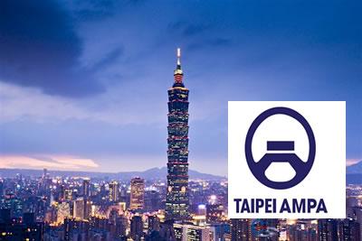 Ampa Taipei 2022 Otomobil, Yedek Parça ve Aksesuarları Fuarı