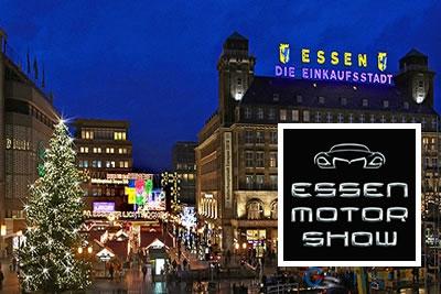 Essen-Motorshow 2021 Essen Otomobil Endüstrisi Yedek Parça Fuarı