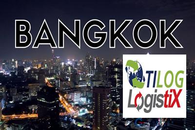 Tilog Logistix Bangkok 2021 Lojistik, Taşıma Teknolojisi Fuarı