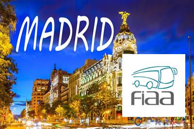 Fiaa İspanya 2020 Otobüs, Minübüs ve Otobüs Yedek Parça Fuarı