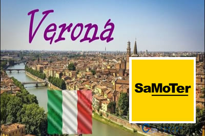 Samoter Verona 2021 Uluslararası Hafriyat ve İnşaat Makineleri Fuarı