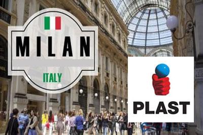 Plast Milano2023Plastik ve Kauçuk Sanayi Fuarı