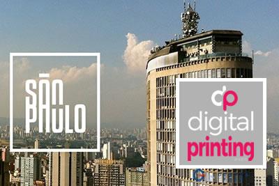Fespa Brasil Dp Digital Printing  2021 Kırtasiye ve Baskı Malzemeleri Fuarı