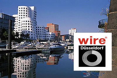 Wire Düsseldorf 2022 Kablo ve Tel Fuarı