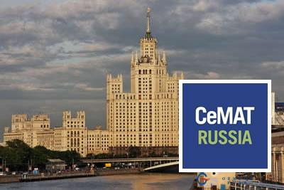 Cemat Russia Moskova 2021  Lojistik, Taşıma ve Depolama Teknolojisi Fuarı