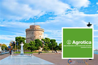 Agrotica Yunanistan 2022 Tarım, Tarım Makina ve Ekipman Fuarı