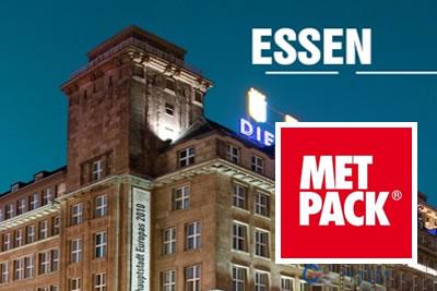MetPack Essen 2023 Ambalaj, Paketleme Ekipmanları Fuarı