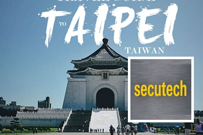 Secutech Taipei 2021 Güvenlik, Afet Kontrol Fuarı