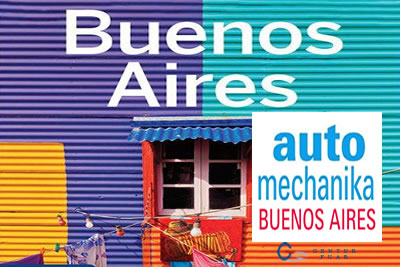 Automechanika Buenos Aires 2022 Otomotiv Endüstrisi Yedek Parça Fuarı