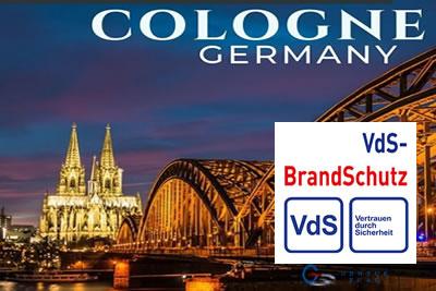 Vds-brandschutztage Köln 2021 Güvenlik, Afet Kontrol Fuarı