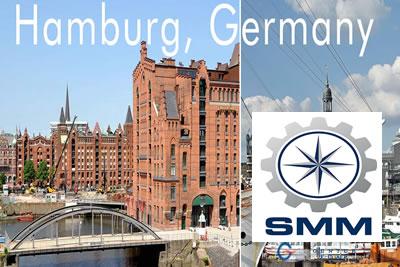 Smm Hamburg 2022 Gemi İnşa, Liman Makine, Deniz Mühendisliği Fuarı