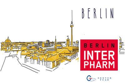 Interpharm Stuttgart 2021 Eczacılık ve Sağlık Ekipmanları Fuarı