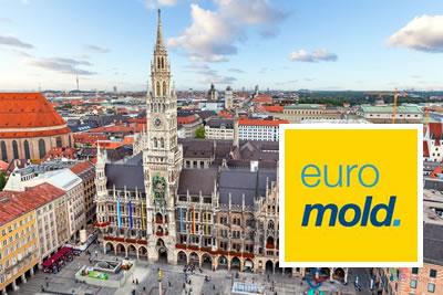 EuroMold Münih 2020 Kalıp Tasarım ve Uygulama Geliştirme Fuarı